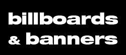Billboards and Banner Design